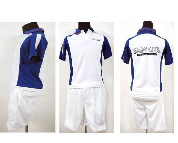 Uniforme de tennis scolaire