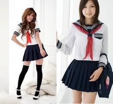uniform pleated skirt school