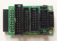 ARM JTAG adapter plate