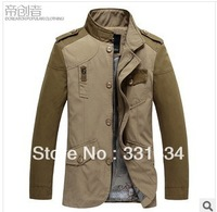 Men's clothing 2013 jacket men's clothing spring and autumn thin jacket stand collar fashionable casual jacket outerwear male