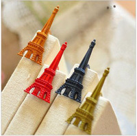 Stationery creative mate Eiffel Tower bookmark 12pcs/lot free shipping