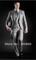 Free shipping/custom made New Design man Groom Tuxedos Dark navy Groomsmen Best Men Wedding Suits Prom/Formal/Bridegroom Suit