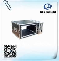 6u DJ ,power amplifier protection flight case