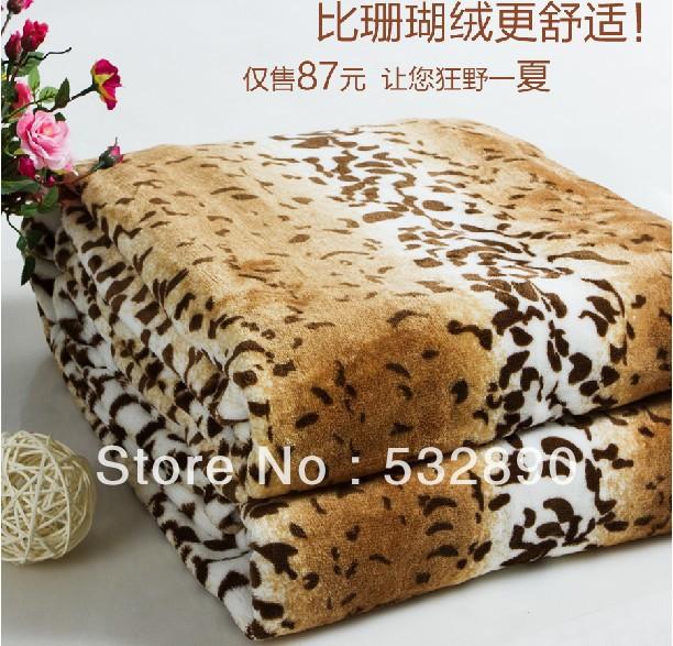Mink Blanket Flannel Blanket Coral Font B Fleece B Font Thick Blanket : Bed Mattress Sale