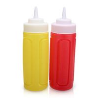 Salad dressing bottles juice bottles squeeze bottle 120 ml *2