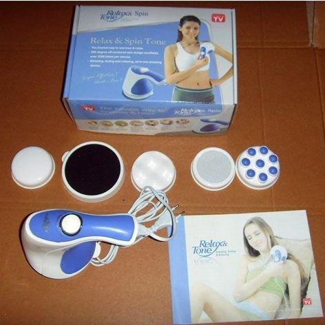 Escultor Corpo Professional Massager Relax rotação 110V ou 220V Tone Corpo Massagem de Relaxamento elétrica(China (Mainland))