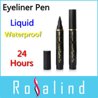 Professional Liquid Eyeliner Pen Eye Liner Pencil 24 Hours Long Lasting Water-Proof, Free Shipping,