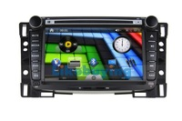 7 inch 2 Din Car DVD player GPS system audio Radio for Chevrolet New Sail 2013 Bluetooth touch screen FREE 8G card with Map