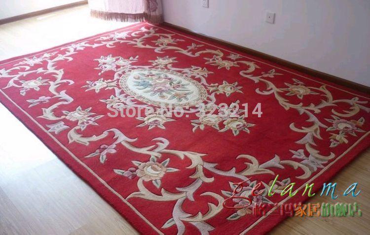 Banheiro tapete bebê Handmade lã tapete macio(China (Mainland))