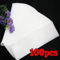 100 pcs Professional Wax Waxing Strips Hair Removal Paper Nonwoven Epilator SPA[000633]