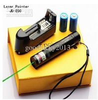 Wholesale - high power 5000mw green laser pen, green laser pointers light match/pop balloon