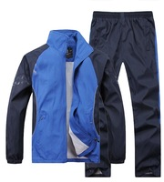 brand men's spring autumn sports leisure jogging sport suit/sports suit