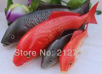 2pcs/lot 22cm long artificial fish Shrimp and Crab diver mould pu fake fish mold free shipping