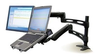 Lcd desktop monitor mount desktop notebook mount laptop desktop mount lcd frame