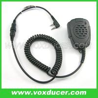 Rain proof Speaker microphone for Icom two way radio IC-A4 IC-A5 IC-A6 IC-A24 IC-A14