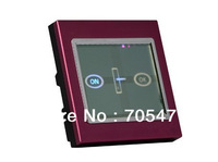 Home Automation Wireless zigbee Zigbee Touch Screen Fingerprint door lock Switch