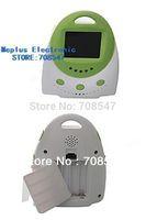 2.4G  2.4  Inch LCD display screen Wireless Baby Monitor with Two Way Talk  LCD screen monitor/wireless monitor Freeshipping