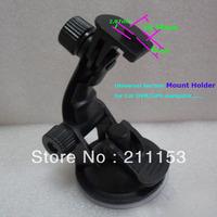 2013 New Design Single Buckle Windshiled Suction Cup Mount Holder for Car DVR GPS Navigator Camera Bracket