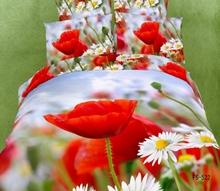 wholesale red duvet cover queen