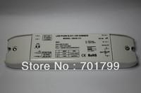0-10V/1-10v LED decoder;0-10V/1-10v/push dim signal/DC12-24V input;10A*1 CH PWM output