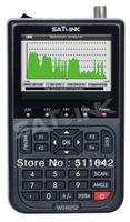 Satlink WS-6912 Professional DVB-S2 Digital Data Satellite Signal Finder Meter WS 6912 Signal Strength