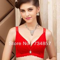 2013 new winter underwear bra new high-end closing Furu adjustable bra small chest flat chest gather bra 32A/B 34A/B 36A/B38A/B