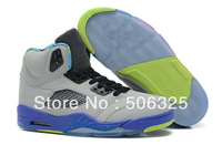Freeshipping 2013 Hotsale Air Jumpman 5 J 5 Retro Men's Womens Basketball Shoes,Men's Womens Athletic Shoes ,Us 5.5-13