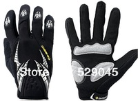 fox  Gloves Outdoor sports cycling Gloves Non-slip Breathe freely Shock absorption Free shipping