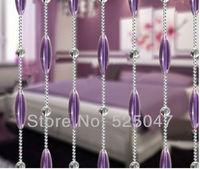 Fashion Acrylic bead curtain Free shipping imitation crystal curtains