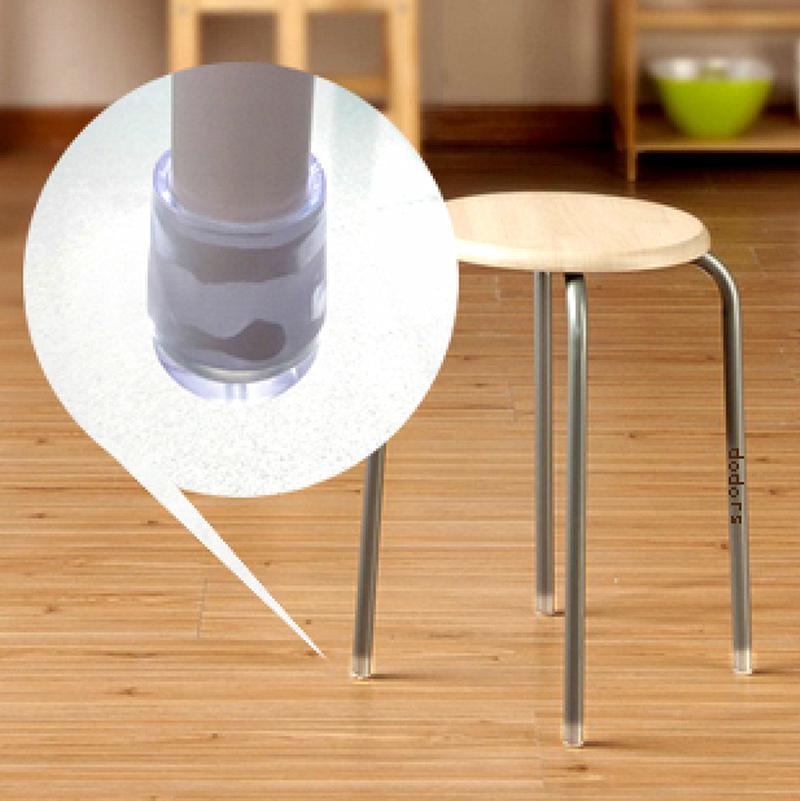 Заглушки для ножек стульев своими руками