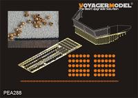 Voyager model 1/35 PEA288 IDF Merkava Mk.3D MBT chains (For MENG TS-001)