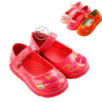 2013 female child leather baby shoes baby leather Every light female child soft outsole princess single shoes