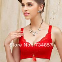 2013 new winter underwear bra new high-end closing Furu adjustable bra small chest flat chest gather bra 32AB 34A/B 36A/B 38A/B