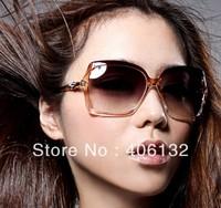 New Arrival Retro Lady Sunglasses, Fashion Big Frame Sunglasses For Woman,Popular Summer UV Protection Sunglasses