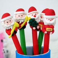 Christmas snowman ballpen/ 6 in a lot/ Free shipping