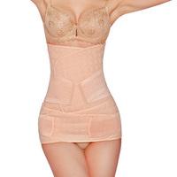 Free Shipping Postpartum abdomen belt drawing summer breathable maternity corset belt