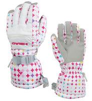 Fashion Design Men or Women Ski Gloves Fleece Liner, 2013 Windproof Waterproof Thermal Cotton Warm Gloves