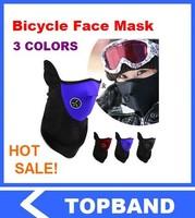 20pcs/lot New Cheap Neoprene Neck Warm Half Face Mask Winter Veil For Sport Bike Bicycle Motorcycle Ski Snowboard Free Shipping
