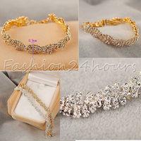 Новый корейский стиль моды белый жемчужное сердце браслет новые ювелирные изделия ювелирные изделия