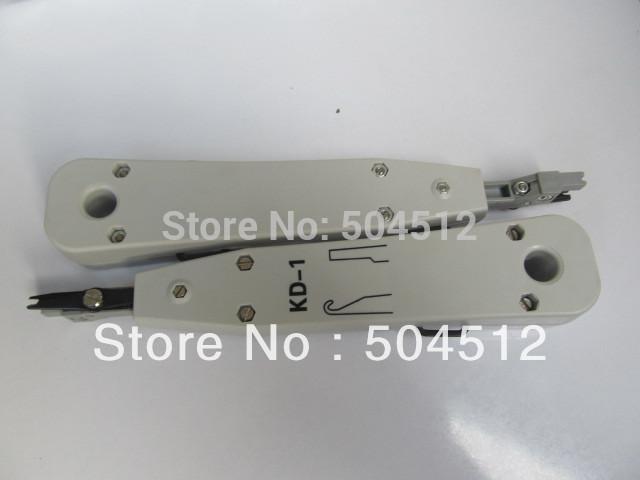 5pcs/lot KD-1 Brit Telecom Phone Cable Punch Down Tool kelisha KRONE LSA Plus Free shipping(China (Mainland))