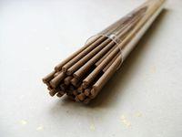 Incense-Top India Laoshan sandalwood incense-Authentic sandalwood, 100% pure natural(bamboo stick incense fragrance)