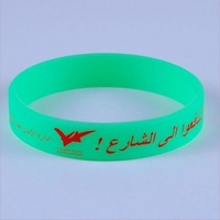 Wholesale silicone bracelet FREE PRINTING Customized logo environmental protection silicone bracelet