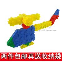innovative items Building blocks plastic assembled 3 - 5 - 7 years old child  desktop toys kindergarten toy