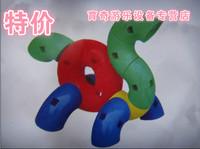 innovative items Kindergarten supplies fight inserted blocks magicaf blocks desktop toys toy rotating blocks