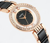 Eyki Kimio Brand 2013 relojes lady watch with crystal women quartz watches stone for pretty relogios Free Shipping