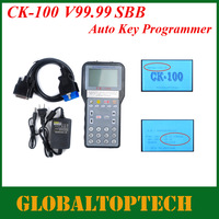 DHL Free!! 2013 New released High quality CK-100 Car Key Programmer V39.02 Slica SBB CK100 auto key programmer Tool key prog