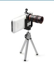 Mobile Phone Telescope 8x far shot wide macro mini miniature telescope camera lens camera