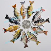 Free shipping best new design mini swimbait fishing lure fishing tackle