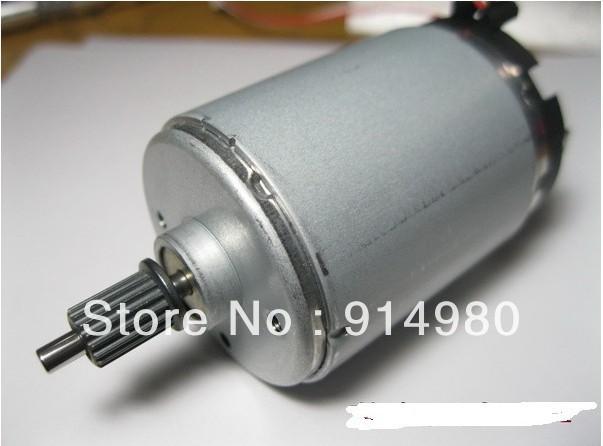 Permanent magnet dc generator wind/hand/DIY power generation dc motor ...