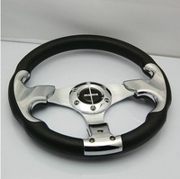 Momo automobile race steering wheel carbon fiber 512 modified car steering wheel PU car steering wheel carbon fiber